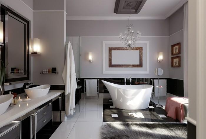 la-baignoire-douche-design-baignoire-rectangulaire-design-baignoire-design-blanc-et-noir