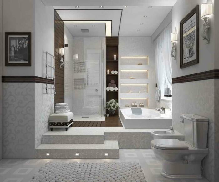 la-baignoire-douche-design-baignoire-rectangulaire-design-cool-idée-design