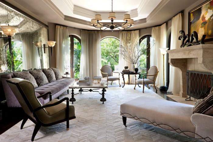 la-couleur-taupe-clair-papier-peint-chambre-adulte-luxueuse