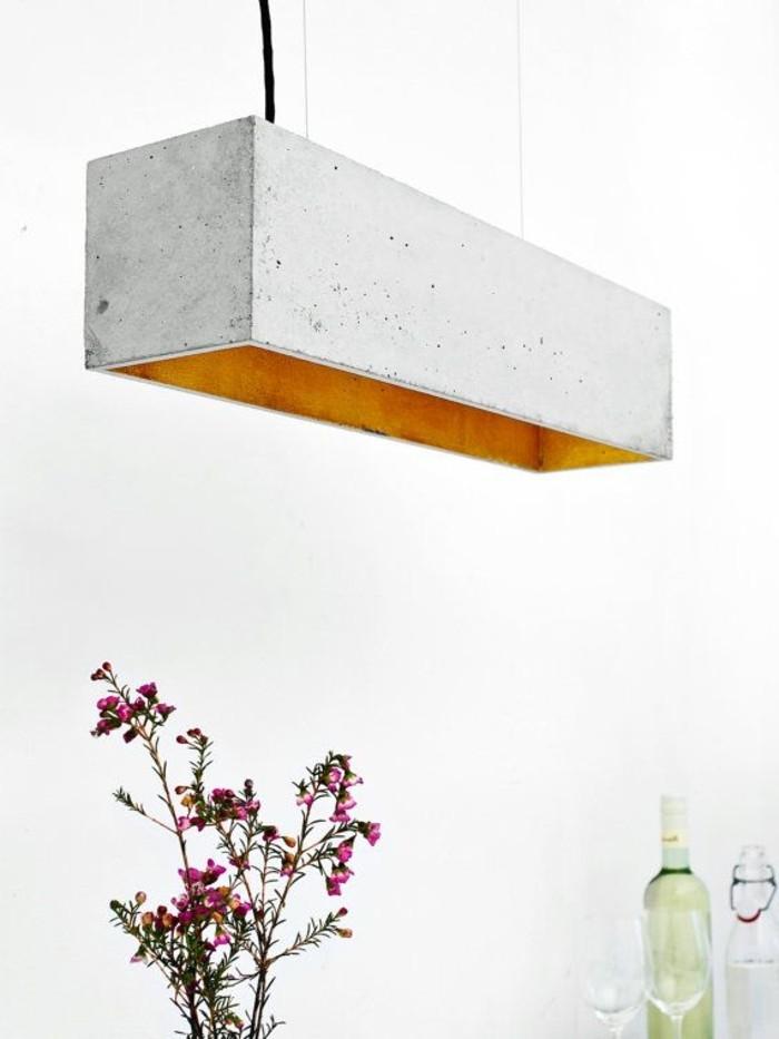 lampe-design-minimaliste-lampe-en-gris-comme-pierre