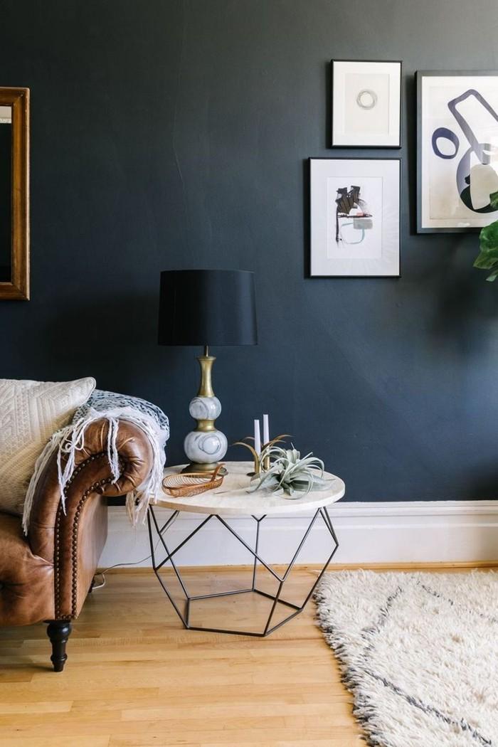 lampe-sur-pied-design-moderne-cool-mur-noir-cool