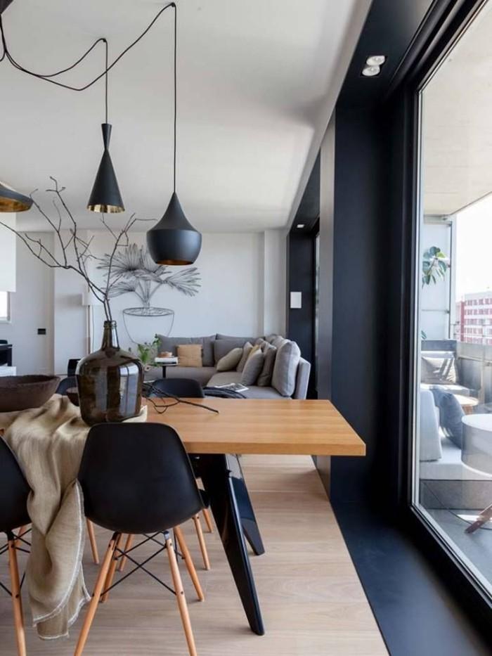 La lampe design en 44 photos magnifiques - Lampe sur pied style industriel ...
