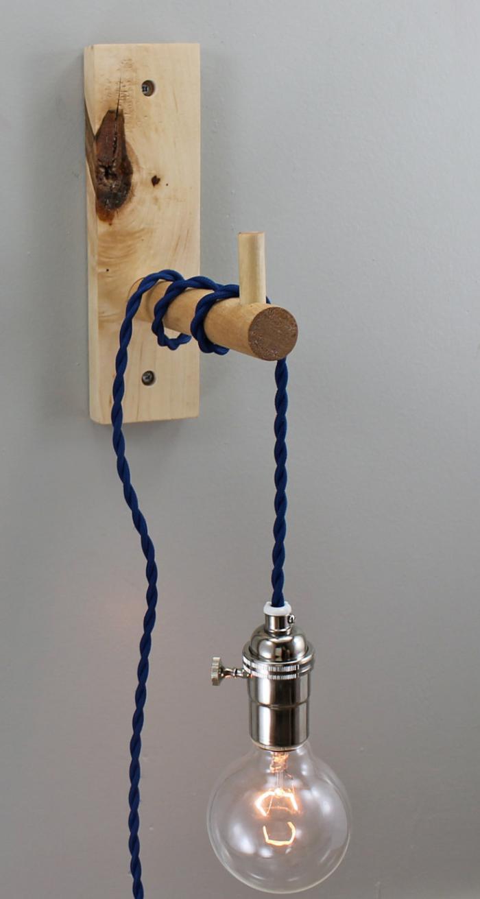 lampes-de-chevet-diy-originales-lampe-de-chevet-pas-cher Track Light Wiring on