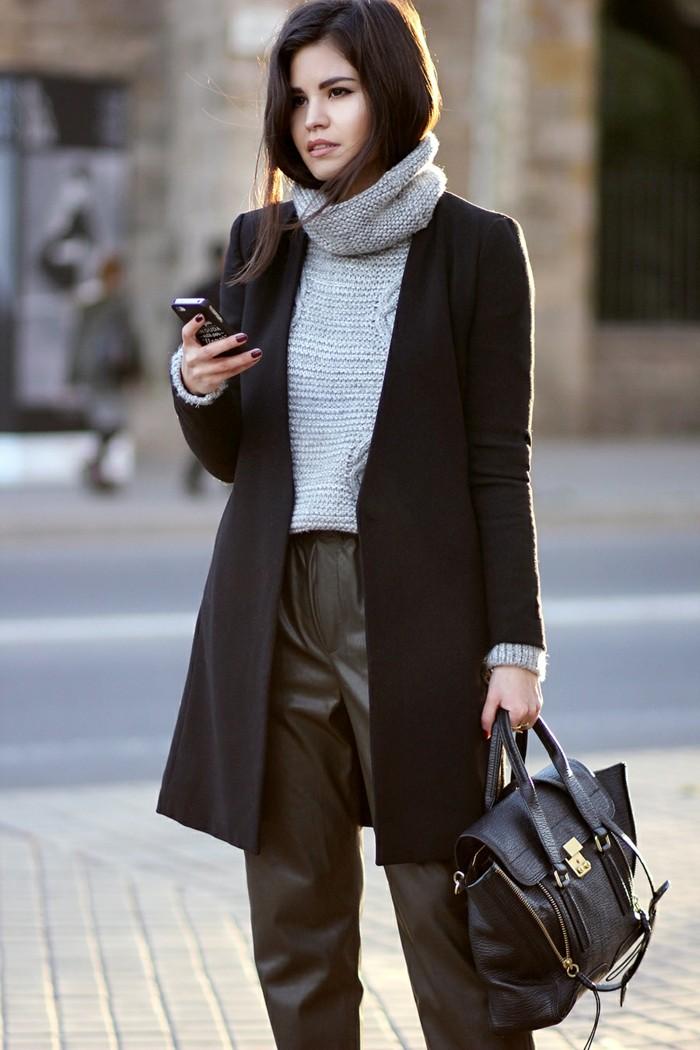 le-gilet-noir-long-femme-gilet-long-laine-femme-belle-élégante