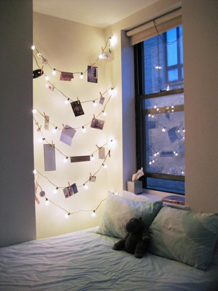 les-guirlandes-belles-lumineuses-boulesguirlandes-boules-chambre-à-coucher
