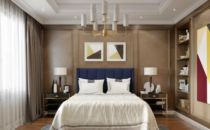 les-oeillets-double-rideaux-occultant-intérieur-chambre-à-coucher