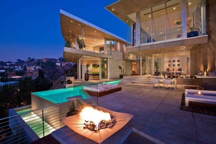 Les plus belles villas du monde voyez nos images magnifiques - Les plus belles portes du monde ...