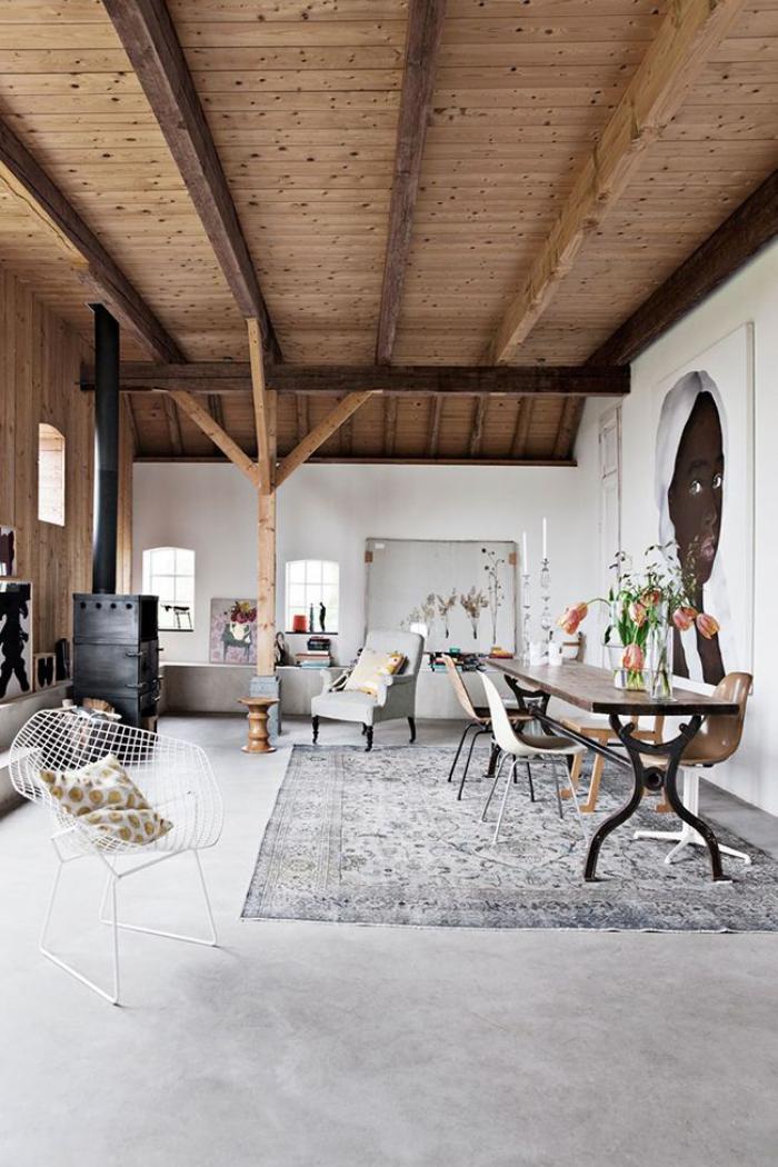 les-vieilles-granges-aménagement-innovant-dans-une-vieille-grande
