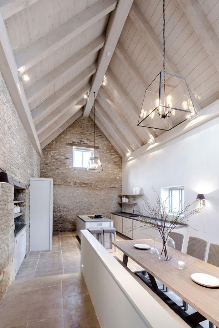 Les Vieilles Granges Transform 233 Es En Maisons Lofts