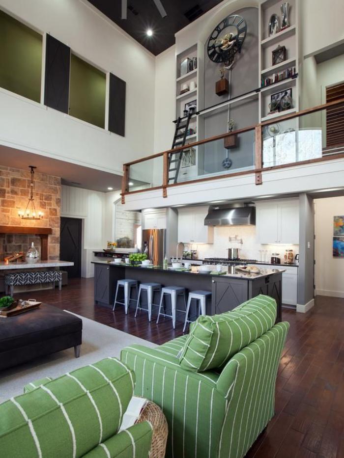les-vieilles-granges-rénovation-style-loft-industriel