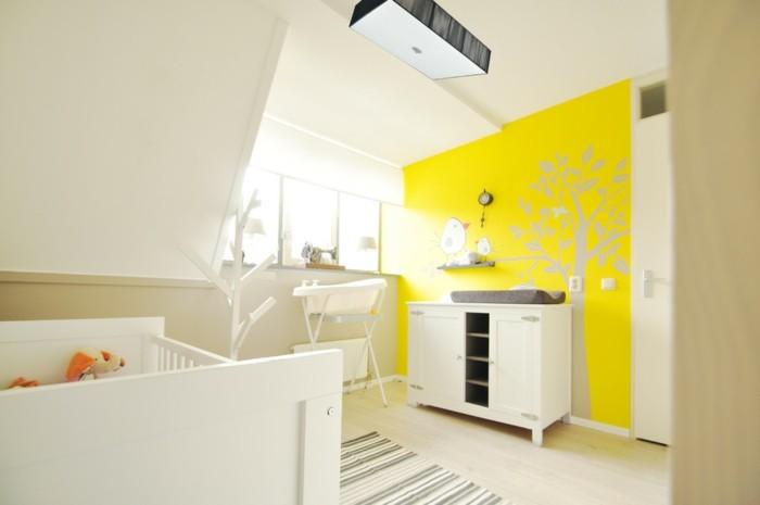 lustre-pour-chambre-bébé-lustre-pour-chambre-bebe-jaune