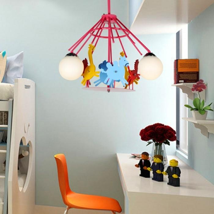 Choisir le plus beau lustre chambre b b l 39 aide de 43 images for Eclairage chambre bebe