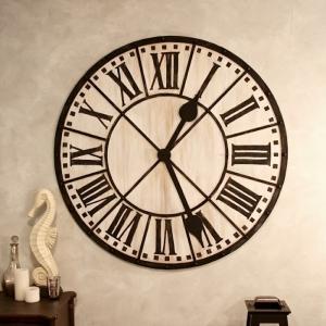 45 idées pour le plus cool horloge géante murale !