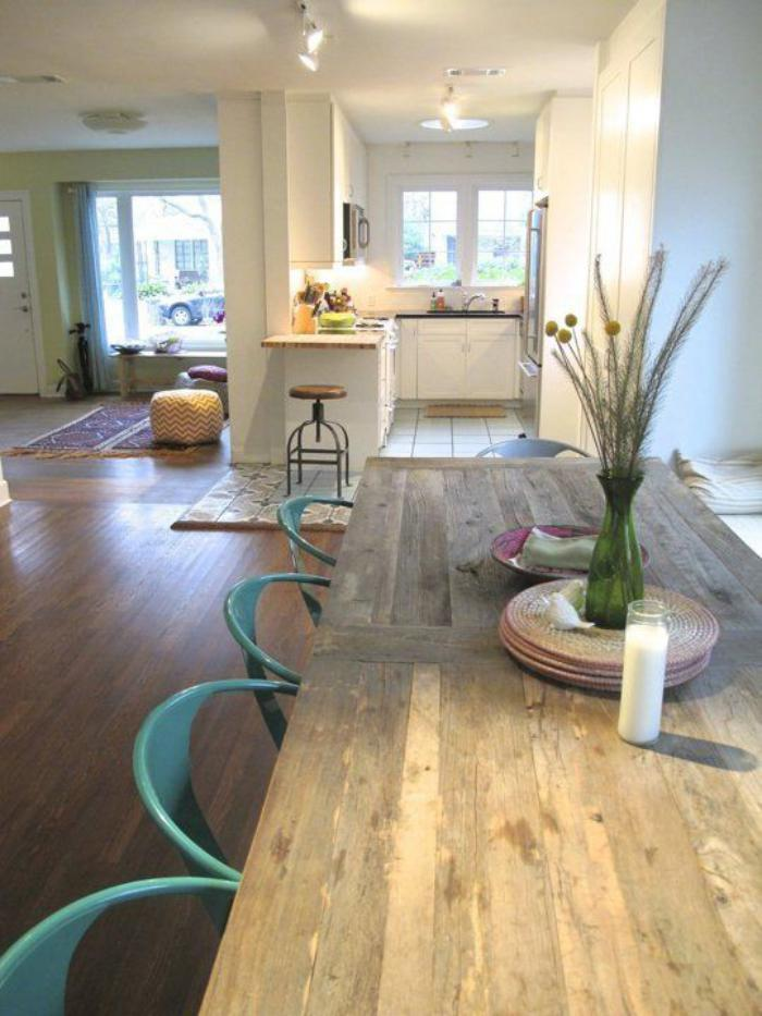 Les meubles grange dans l 39 int rieur contemporain for Interni case ristrutturate
