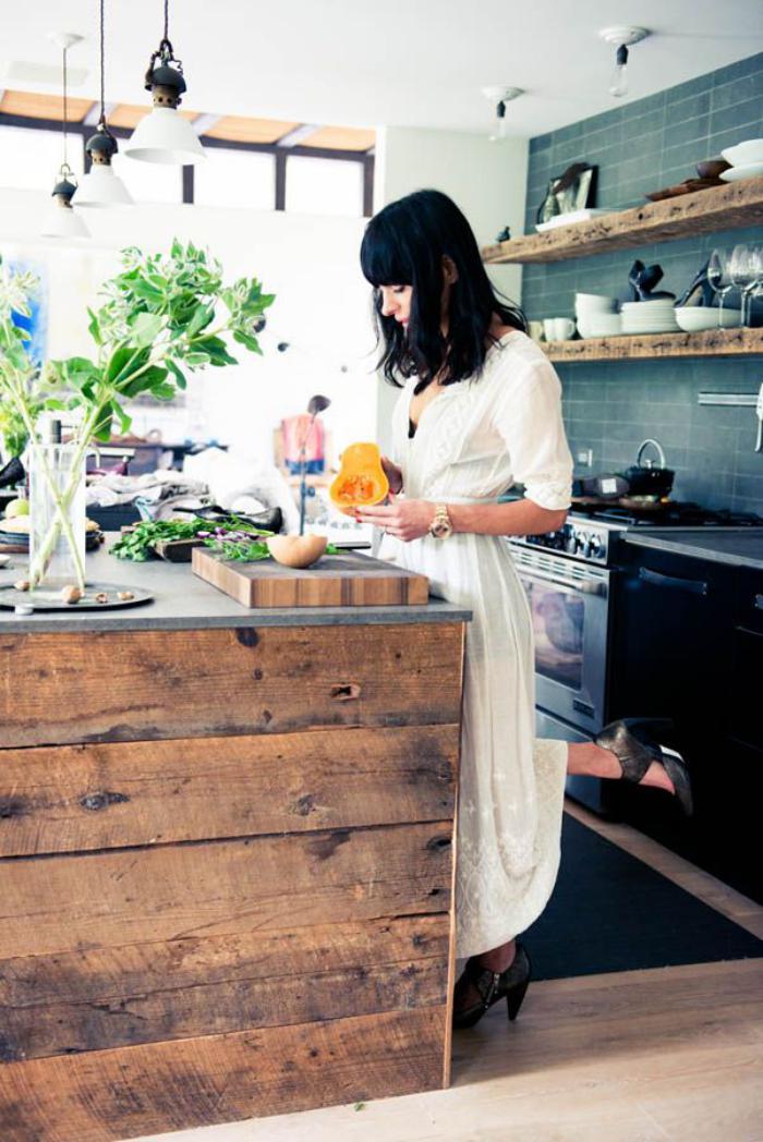 meubles-grange-bar-de-cuisine-avec-bois-de-grange
