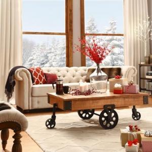 Les meubles grange dans l'intérieur contemporain