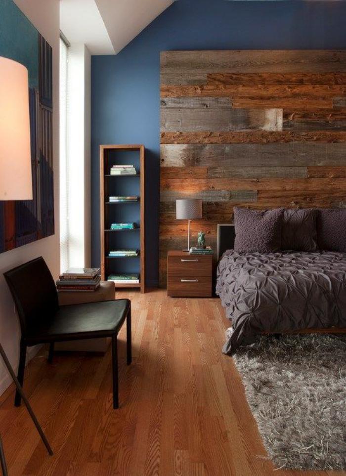 meubles-grange-chambre-à-coucher-style-bois-de-grange