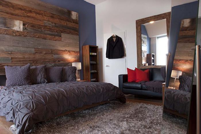 meubles-grange-tête-de-lit-grange-et-miroir-rustique
