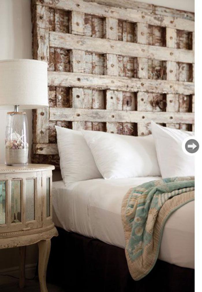 Les meubles grange dans l 39 int rieur contemporain - Meubles blancs vieillis ...