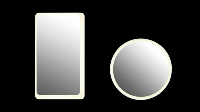miroir-rond-et-miroir-rectangulaire-miroir-éclairant-salle-de-bain-miroir-leroy-merlin