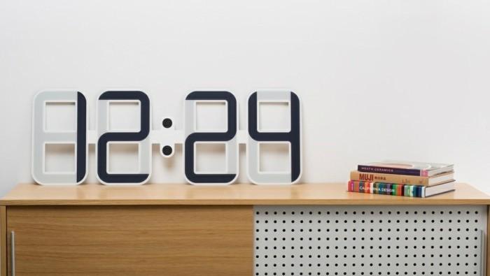 45 id es pour le plus cool horloge g ante murale - Horloge murale geante pas cher ...