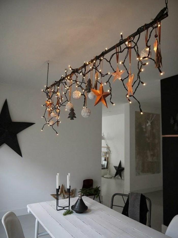 etoile de noel en papier 80 id es qui vont vous charmer. Black Bedroom Furniture Sets. Home Design Ideas
