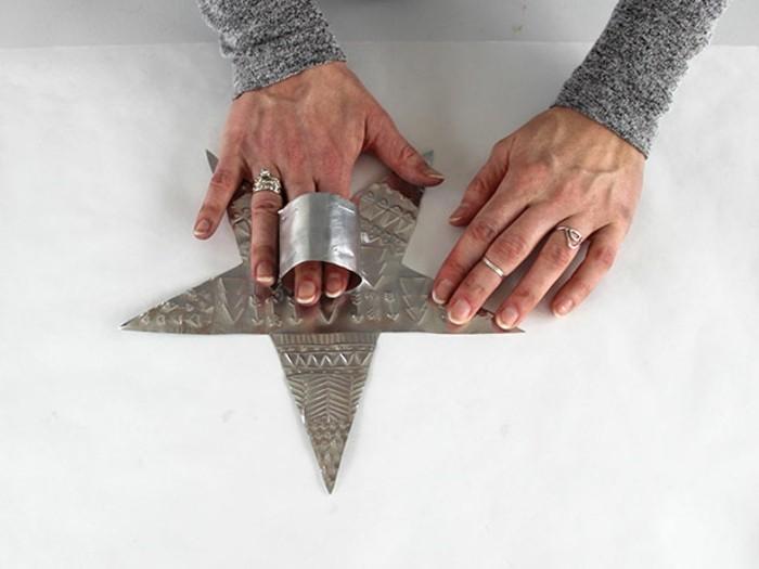 noel-etoile-bricolage-de-noel-facile-etoile-de-noel-en-papier