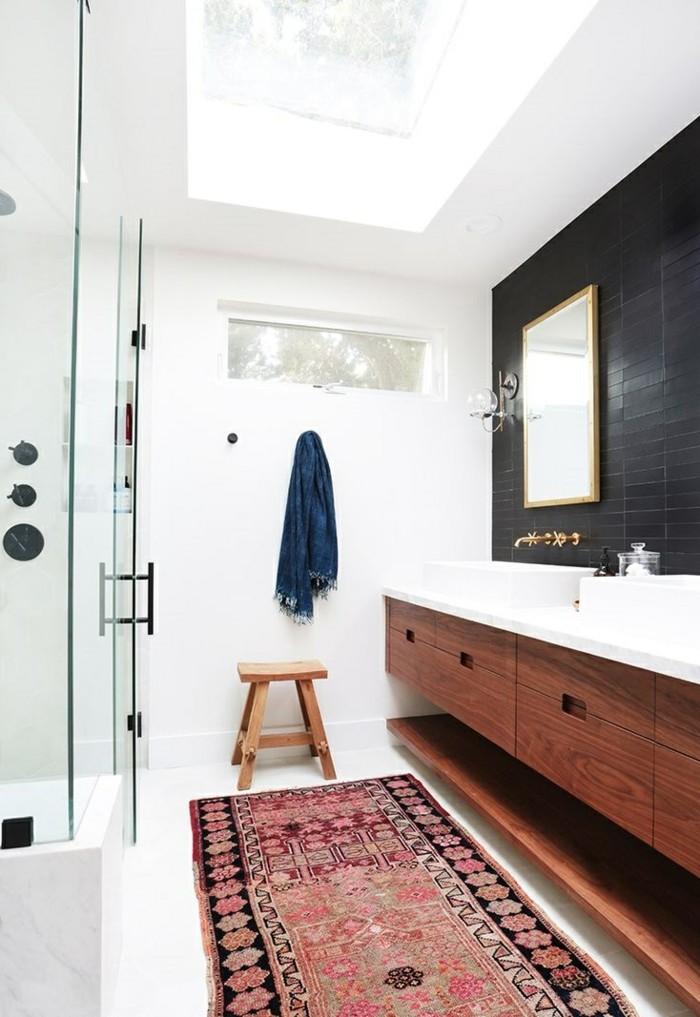 paillasson-tapis-salle-de-bain-design-tapis-wc-intérieur-beau