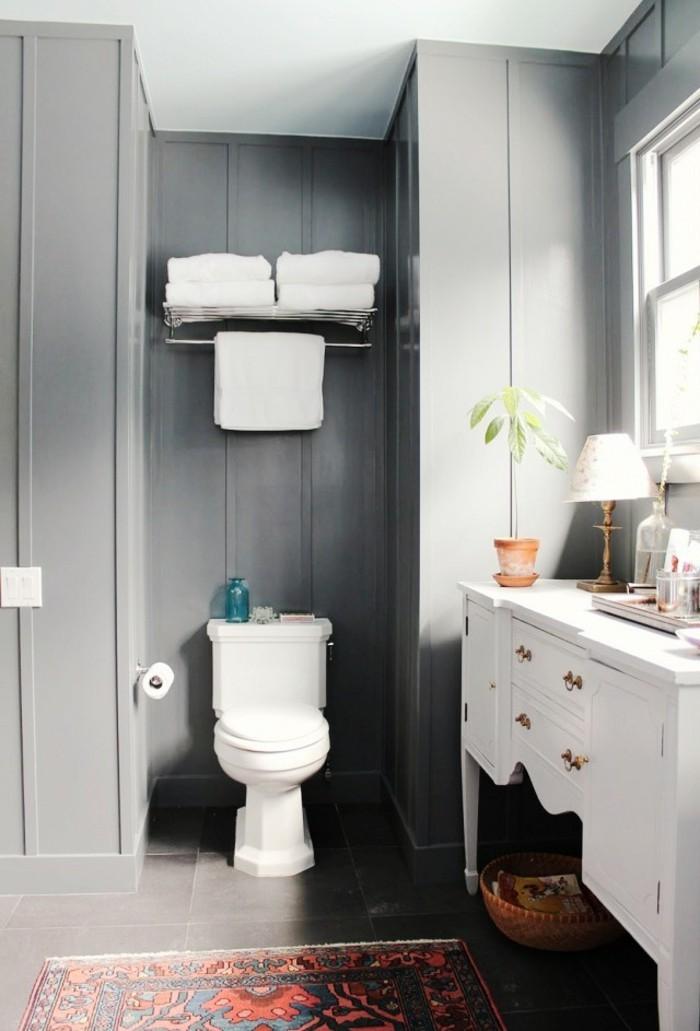 cool id es pour le tapis de salle de bain original. Black Bedroom Furniture Sets. Home Design Ideas