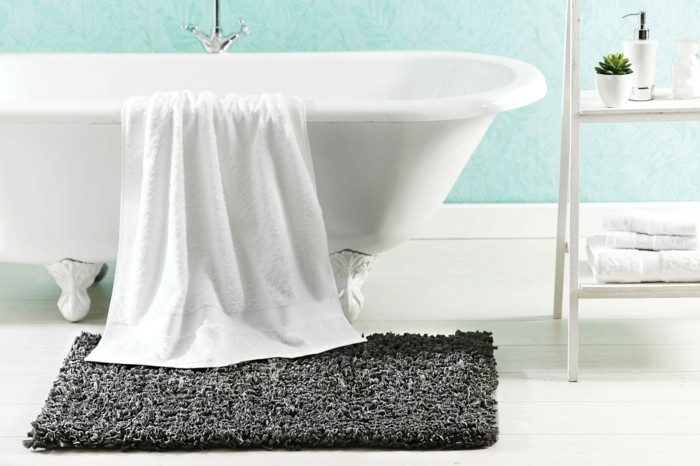 beautiful tapis salle de bain gifi paillasson tapis salle de bain design wc intrieur with. Black Bedroom Furniture Sets. Home Design Ideas