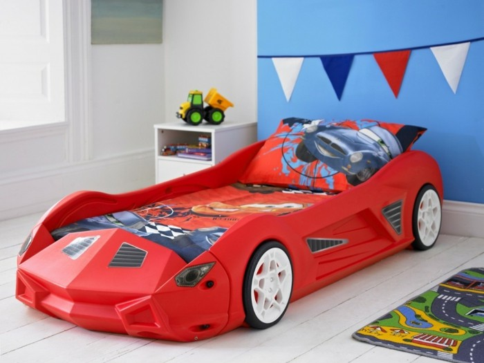 lit voiture garcon ferrari amazing chambre petit garcon voiture beautiful photo lit enfant. Black Bedroom Furniture Sets. Home Design Ideas
