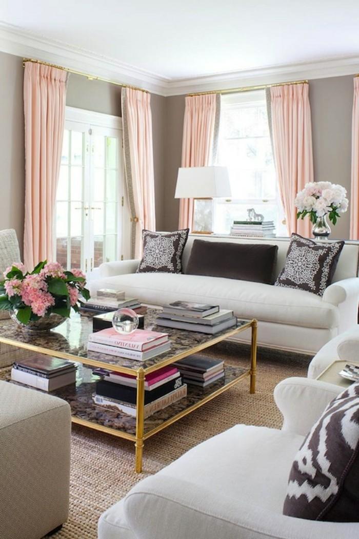 Chambre marron taupe inspirer pour la chambre d taupe et gris - Chambre peinture taupe ...