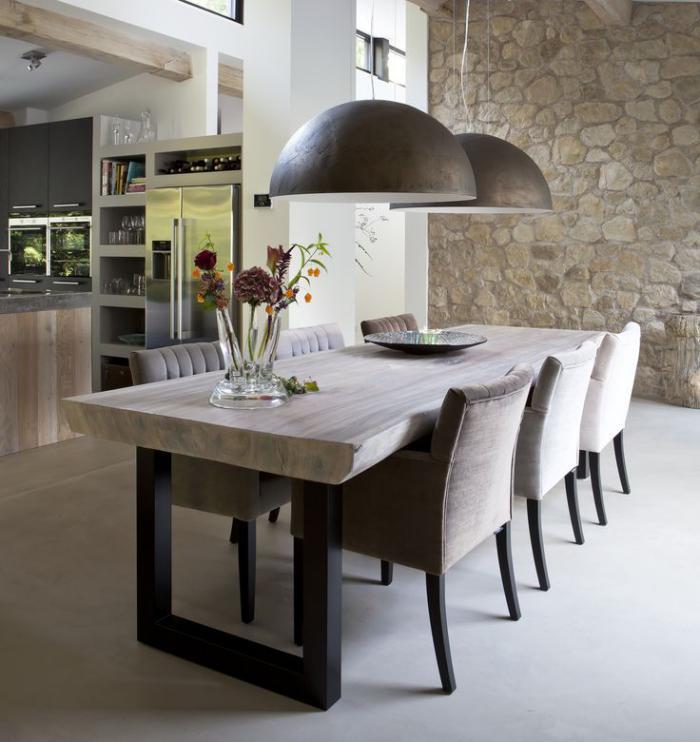 pierre-aparente-salle-de-déjeuner-mur-pierre-apparente