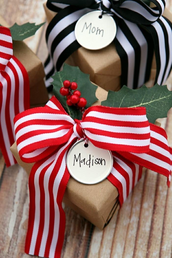 Le papier cadeau original pour offrir les plus beaux cadeaux en no l archz - Pliage papier cadeau ...