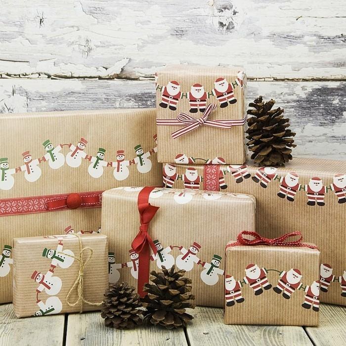 pliage-papier-cadeau-noeud-papier-cadeau-papiers-cadeaux-paquet-cadeau-cool