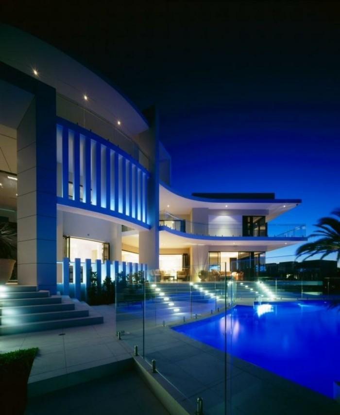 pool-house-piscine-vacances-de-reve-architecture-nuit