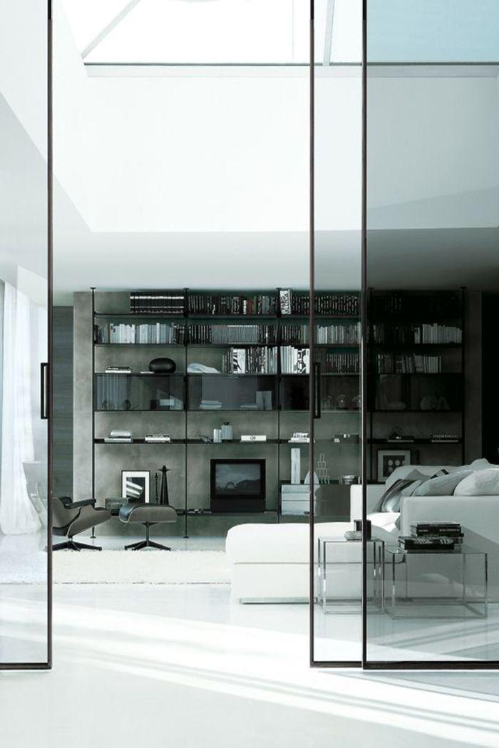 porte-coulissante-en-verre-portes-coulissantes-design-épuré