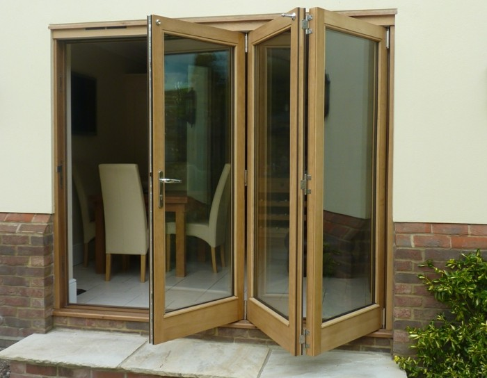Les portes pliantes design en 44 photos - Leroy merlin porte interieur ...