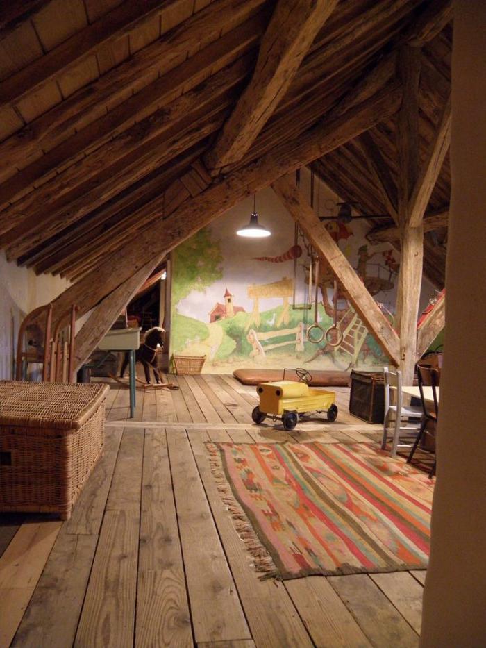 poutre-en-bois-beau-plafond-déco-poutres-en-bois