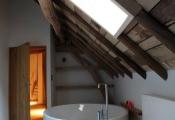 La poutre en bois – comment l'incorporer dans l'intérieur
