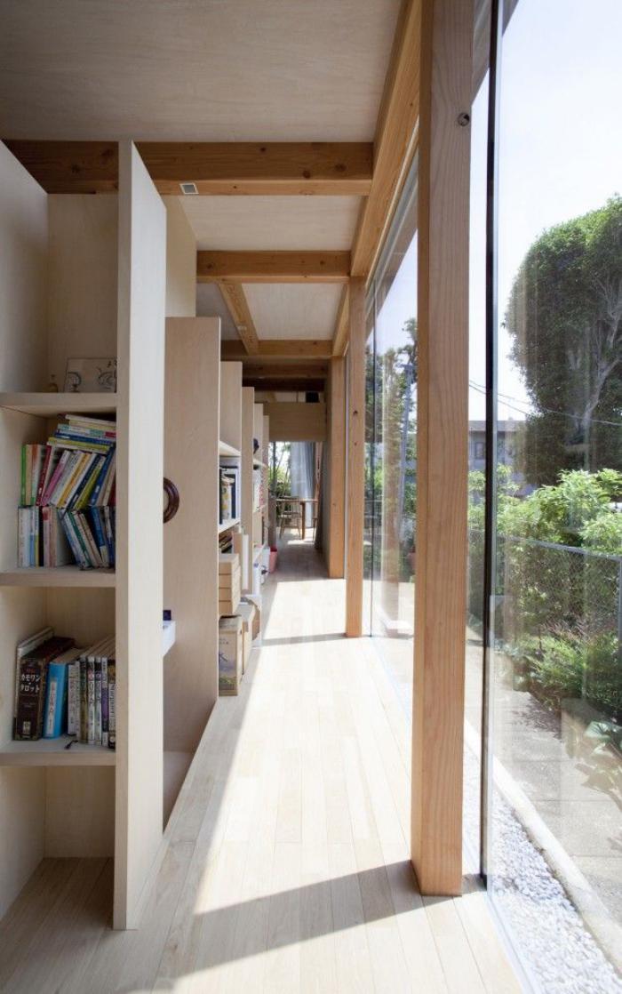poutre-en-bois-maison-moderne-façade-poutres-en-bois