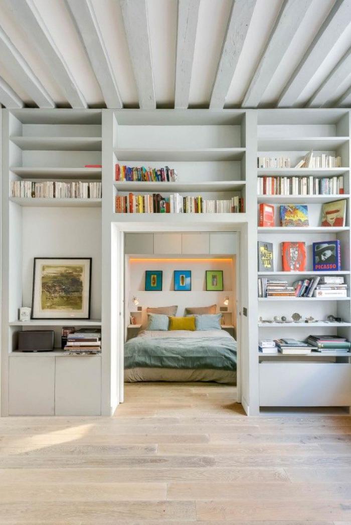 poutres-apparentes-intérieur-blanc-moderne