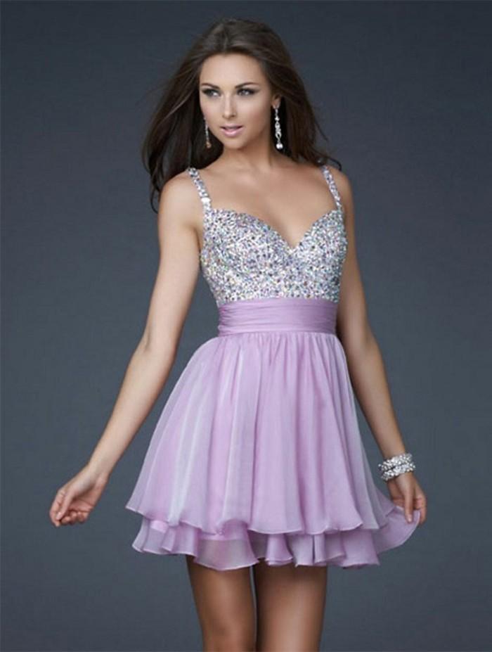 robe-de-cocktail-pas-cher-violet-robe-de-promo-courte