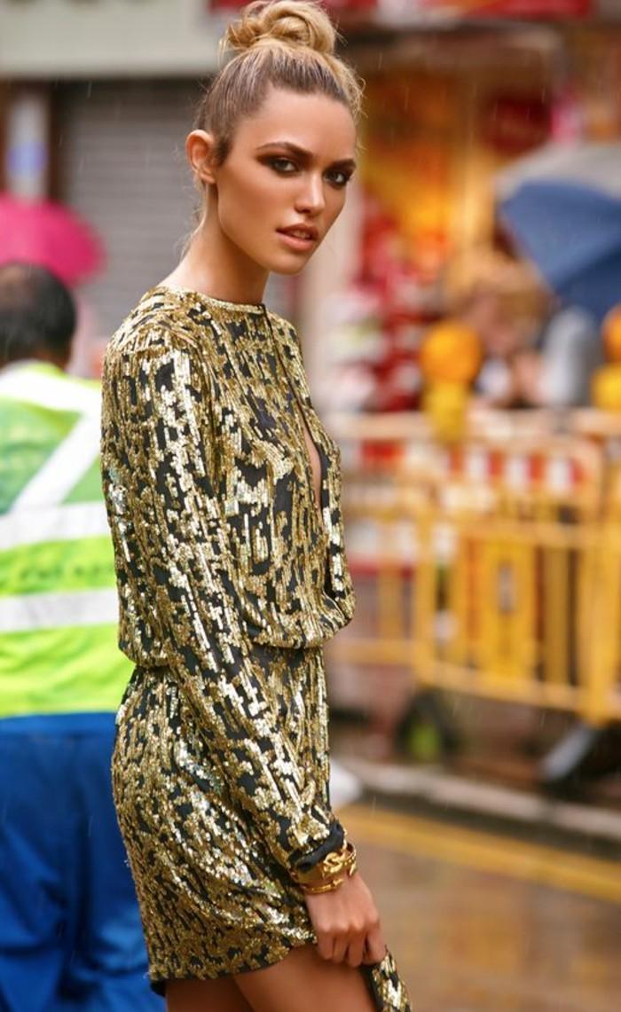 robe-habillée-pas-cher-robe-de-soire-or-jolie-robe-en-or-pour-les-femmes-modernes