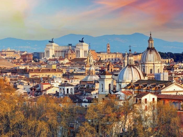 les plus belles villes d italie. Black Bedroom Furniture Sets. Home Design Ideas
