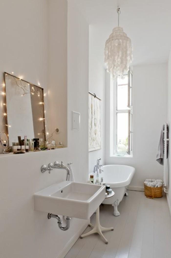 Mille et une id es pour choisir le meilleur miroir lumineux - Miroir salle de bain lumineux castorama ...
