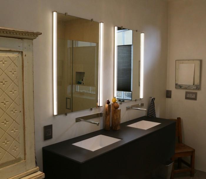 Miroir salle de bains leroy merlin id es for Conception salle de bain leroy merlin