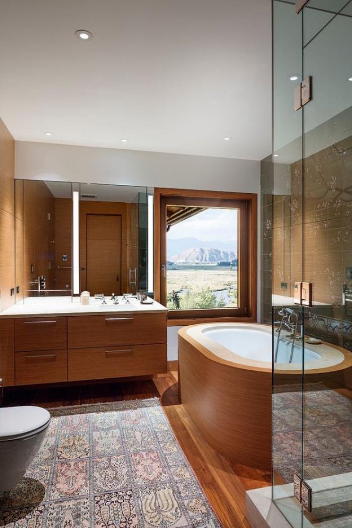salle-de-bain-de-reve-carrelage-exotique-et-décoration-bois