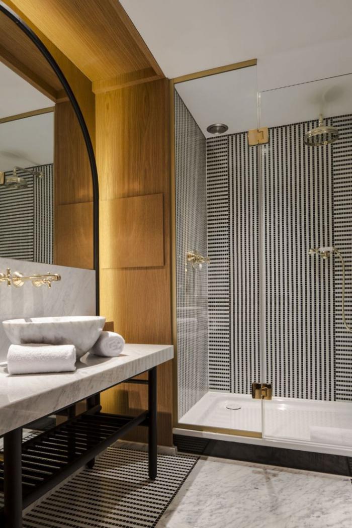 On est en qu te de la meilleure salle de bain de reve - Miroir mural original ...