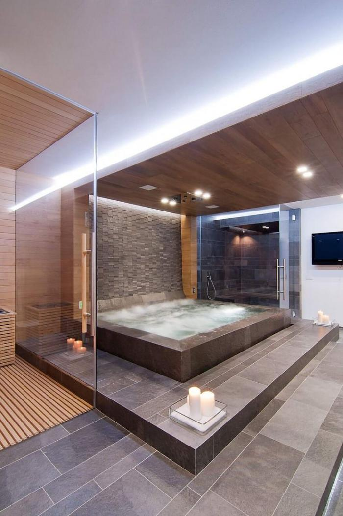 On est en qu te de la meilleure salle de bain de reve - Salle de bain de reve ...